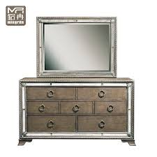 große vintage holz kommode mit spiegel buy schubladen retro holz kommode vintage kommode mit wand spiegel schlafzimmer holz kommode product on