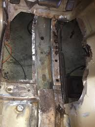 extremely rusted floor suggestions please mj tech comanche