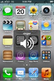 How to Get iPhone Ringer Problems Fixed drne
