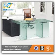 Tempered Glass Computer Desk by Tempered Glass Office Desk Tempered Glass Office Desk Suppliers