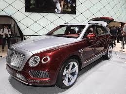 2019 Bentley Bentayga Hybrid Bows Kelley Blue Book In 2019 Bentley ...