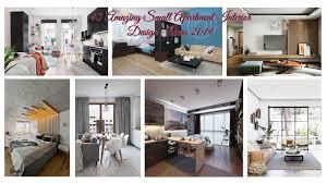 100 Interior For Small Apartment 40 Amazing Design Ideas 2019 Gurudecorcom
