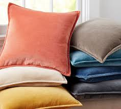 Large Decorative Couch Pillows by 50 Best Pb Pillows U0026 Throws Images On Pinterest Accent Pillows