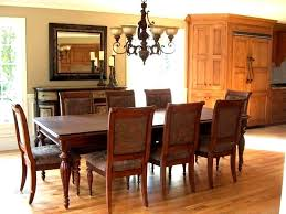 Delightful Pan Asian Dining Room Ideas Ge Decor With Dark Brown Wood Table Modern Chairs