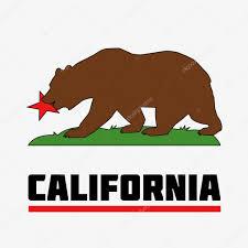State Of California Flag Stock Vector Hlivnyk A Gmail Com 130378150 Rh Depositphotos