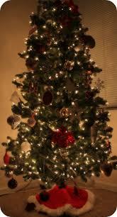 Noble Fir Artificial Christmas Tree by Hammacher Schlemmer World U0027s Best Prelit Noble Fir Christmas Tree