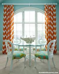 Navy And Orange Curtains Cool Blue Designs With Contemporary Dining