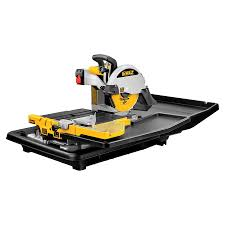 Ridgid 7in Tile Saw With Laser by Shop Tile Saws At Lowes Com