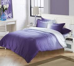 Ombre Purple Twin XL forter