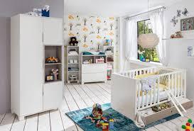ensemble chambre bébé commode à langer joris chambre bebe blanc gris