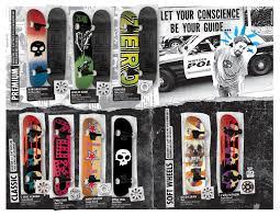 100 Speed Demon Trucks VOL 1 ISSUE 1 Zero Skateboards