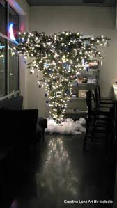 Upside Down Christmas Trees Hot Decorative Trend And Ancient Tradition
