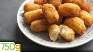 comment cuisiner des pommes de terre recette de croquettes de pommes de terre 750 grammes