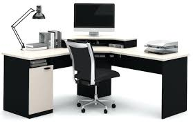 Walmart Desk File Organizer by Office Desk Office L Desk Shaped With File Drawers Ideas