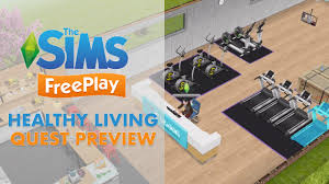 Sims Freeplay Halloween by Early Access Preview Of The Health Hub In The Sims Freeplay