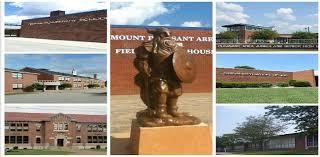 Mount Pleasant Area School District Overview