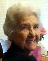 Sarah Bocage Obituary St Bernard Memorial Funeral Home