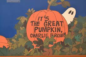 Shawns Pumpkin Patch Hours by It U0027s The Great Pumpkin Charlie Brown U0027 50 Years Of Friendship