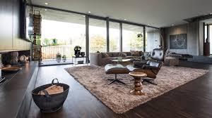 betonhausvilla contemporary family room