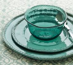 Rope Outdoor Dinnerware, Turquoise | Pottery Barn AU Ding Beautiful Colors And Finishes Of Stoneware Dishes 2017 Best 25 Outdoor Dinnerware Ideas On Pinterest Industrial Entertaing Area The Sunny Side Up Blog Dinnerware Yellow Create My Event Drinkware Rustic Plate Plates And 11 Melamine Cozy Table Settings Stress Free Plum Design Red Platters Serving Tiered Pottery Barn
