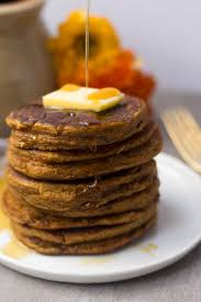Easy Healthy Pumpkin Pancake Recipe by 33 Of The Best Healthy Pumpkin Recipes This Mama Cooks On A Diet