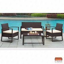Ebay Patio Furniture Sectional by Patio U0026 Garden Furniture Sets Ebay