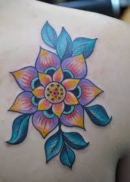 Posted In Tattoos Tagged 12 West Mechanic St 2158623816 Blue Berries Chris Kline Color Tattoo French Toast Living Arts
