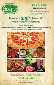 Coupon Book FA17.indd Bljack Pizza Salads Lee County Rhino Club Card Pizza Coupons Broomfield Best Rated Online Playoff Double Deal Discount Wine Shop Dtown Seattle Saffron Patch Cleveland Hotelscom Promo Code Free Room Yandycom Run For The Water Discount Coupons Smuckers Jam Modifiers Betting Account Deals Colorado Springs Hours Online Casino No Champion Generators Ftd Tampa Amazon Cell Phone Sale Coupon Free Play At Deals Tonight In Travel 2018