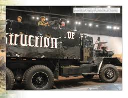 A Closer Look At Gun Trucks! — David Doyle Books Gun Truck Wikipedia The Saint Trucks Wades World Of Wargaming Vietnam And Low Loaders New Release The Widowmaker War M35a2 Truck When The Army Went Mad Max Gun Trucks 16 Photos Worlds Most Recently Posted Photos 6x6 Deuce Flickr Review A Visual History Us Armys Vietnamera 34 Ton Gun Trucks Of Vietnam War Youtube Closer Look At David Doyle Books Era Macho Highland Raiders On Display