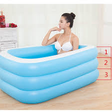 Portable Bathtub For Adults Australia by Practical Portable Child Inflatable Bathtub Oversized