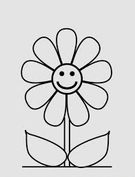 New Collection Easy Drawing Flowers Flower Draw Easy And Simple Simple Drawing Flowers How To