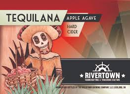 Rivertown Pumpkin Ale by Rivertown Jumps Into The Cider Game Raging Hop