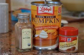 Mccormick Pumpkin Pie Spice Nutrition Facts by Recipes Archives The Morning Fresh