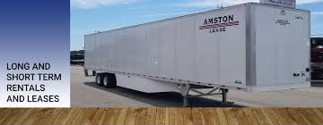 100 Truck Paper Trailers For Sale Amston Trailer S Milwaukee WI And Indianapolis IN