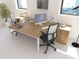 bureau 2 personnes bureau bench compact 2 personnes design