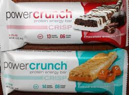 Power Crunch Protein Energy Bar Chocolate Brownie Wonder Salted Caramel Escape Review