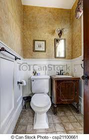 antikes badezimmer kabinett klein inneneinrichtung