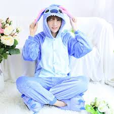 Lilo And Stitch Halloween by Online Shop Flannel Rabbit Onesie Pikachu Women Unicorn Lilo