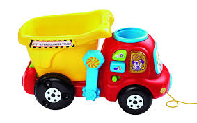 VTech Baby Put And Take Dumper Truck: Amazon.co.uk: Toys & Games Binkie Tv Garbage Truck Baby Videos For Kids Youtube Toddlers Ride On Push Along Car Childrens Toy New Giant Rc Peterbilt 359 Looks So Sweet And Cute Towing A Wooden Pickup Personalized Handmade Rockabye Dumpee The Play And Rock Rocker Reviews Wayfair Janod Story Firemen Clothing Apparel Great Gizmos Red Walker 12 Months Toys Busy Trucks Lucas Loves Cars Learn Puppys Dump Cheeseburger Miami Food Roaming Hunger