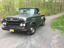 1958 To 1960 Ford F100 For Sale On ClassicCars.com 1958 To 1960 Ford F100 For Sale On Classiccarscom 1959 Panel Van Chevrolet Apache Retyrd Photo Image Gallery Sold Custom Cab For Sale Nice Project Pickup Truck Stock Royalty Free 139828902 Cruisin Smooth In This Fordtruckscom Chevy 350 Runs Classic Other Hot Rod Network Big Window Short Bed File1959 Flareside Truckjpg Wikimedia Commons 341 Truck Zone 8jpg 32642448 Blue Oval 571960