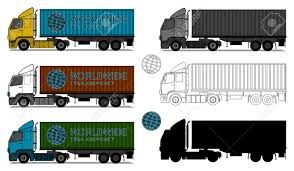 A Side Ilustrations Of Trucks With Shipping Containers. Royalty Free ... Shipping Containers 8ft Tunnel Container With Personnel Doors And Shipping Container Cafe Pop Up Labuan Malaysia Aug 22017 Containers Unloading Any Photos Of Macks Hauling Shipping Containers Antique 1000 Great Photos Pexels Free Stock Gate To What Happens When A Truck Picks Youtube Twentyfoot Equivalent Unit Wikipedia For Sale Sydney Containefirst Buy In Houston Texas Cgintainersalescom Delivery North South Carolina Conex Boxes Ccc