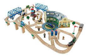 Thomas And Friends Tidmouth Sheds Trackmaster by Fisher Price Thomas The Train Wooden Railway Tidmouth Sheds Deluxe