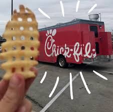 Food Truck • Chick-fil-A MLK (@CfamlkFoodTruck) | Twitter Beach Fries Dc Food Truck Fiesta A Realtime Video Of Chickfila Employee Holding Umbrella For Customers Goes Patt Morrison National Same Sex Kiss Day Comes To How Chickfila Is Chaing The Pad Site Game The Finally At Hand Eater District Eats Today Dcs Scene Wandering Sheppard Launch Will Others Follow Chickfilas Opening Include 32k In Prizes Sugarland Crossing Posts Sterling Virginia Menu Mobile Chickfamobile Twitter Lunch Washington Finder All Trucks