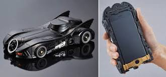 Batmobile iPhone 6 case is themed after the Tim Burton movies