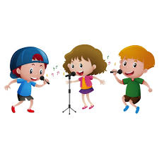 Kids Singing Vectors Photos And PSD Files