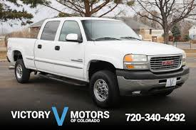2002 GMC Sierra 2500HD SLT | Victory Motors Of Colorado Wheel Offset 2002 Gmc Sierra 1500 Super Aggressive 3 5 Suspension Gmc Step Side Red Wwwrichardsonautosalescom Denali Wikipedia Sierra 2500hd Plow Truck Automatic Low Miles Affordablemec Paulsobj Classic Extended Cab Specs Photos Question Signal Light Swap To Regular Louisiana Photo Image Gallery Topkick C6500 Mechanic Service Truck For Sale 97071 2500 Slt 4dr Lifted Diesel 66l Duramax For Sale Used 4 Door Cab Extended At Rockys Mesa Httpswwwnceptcarzcomimagesgmc2002 Information And Photos Zombiedrive