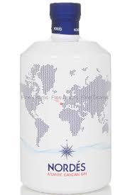 100 Nordes Atlantic Galician Gin 70 Cl 40