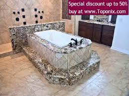Fiberglass Bathtub Refinishing San Diego by Swanstone Gray Granite Fiberglass And Plastic Composite Bathtub