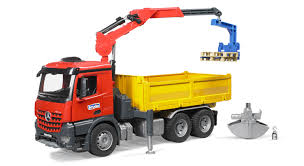 Kjøp Bruider - MB Arocs Construction Truck With Crane And ... Bruder Mb Arocs Cstruction Truck With Crane Clamshell Buckets And Nz Trucking Scania R Series Magazine Rseries Liebherr Crane Truck Light Sound Module Vehicle Toys By Bruder Trucks 03570 Walmartcom Arocs With Accsories 3570 Charlies Direct Mack Granite 02818 The Play Room Toy Educational My Lifted Ideas