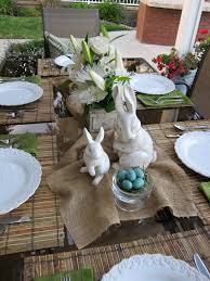 Easter & Spring Tablescapes | Lori's Favorite Things ... Easter At Pottery Barn Kids Momtrends Easy Diy Inspired Rabbit Setting For Four Entertaing Made 1 Haing Basket Egg Tree All Sparkled Up Tablcapes Table Settings With Wisteria And Bunny Palm Beach Lately Brunch My Splendid Living Toscana Designs